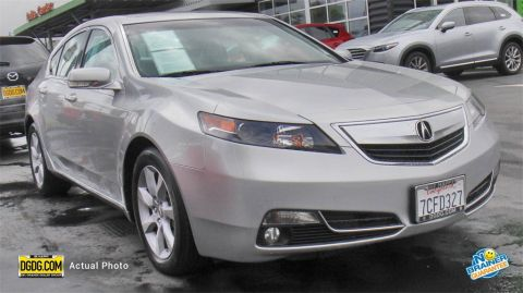 Used Acura TL Tech