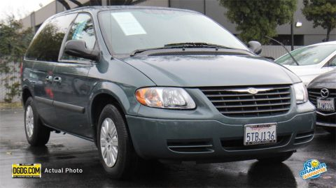 Used Chrysler Town & Country SWB