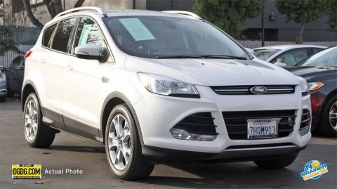 Used Ford Escape Titanium