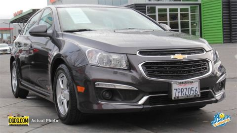 Used Chevrolet Cruze Limited LT