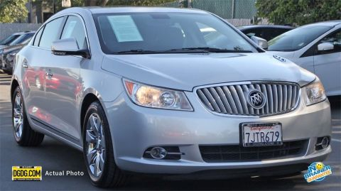Used Buick LaCrosse CXS