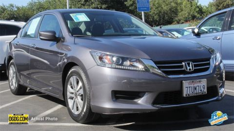 Used Honda Accord Sedan LX
