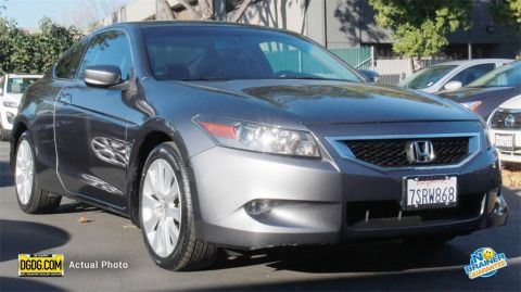 Used Honda Accord Cpe EX-L