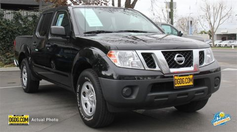 Used Nissan Frontier S