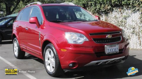Used Chevrolet Captiva Sport Fleet LT