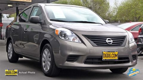 Used Nissan Versa S Plus