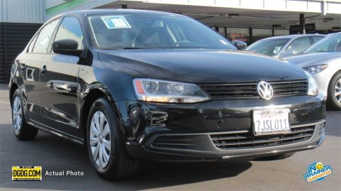 Used Volkswagen Jetta Sedan S