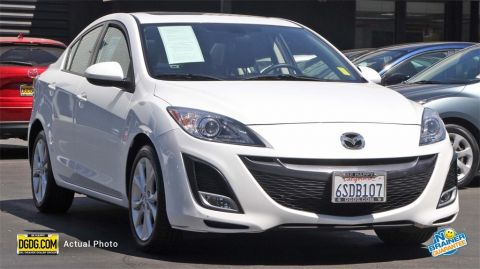 Used Mazda3 s Grand Touring