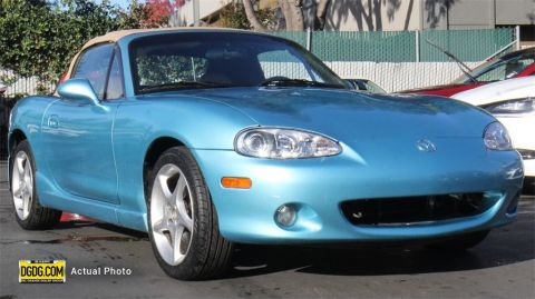 Used Mazda MX-5 Miata Base