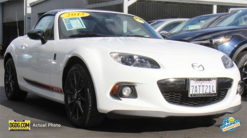 Used Mazda MX-5 Miata Club