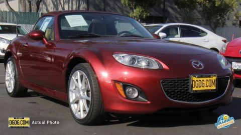 Used Mazda MX-5 Miata Grand Touring