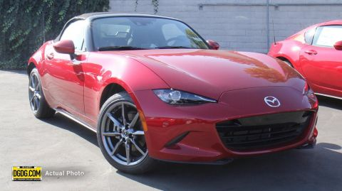 New Mazda MX-5 Miata Grand Touring
