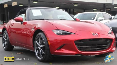 Certified Used Mazda MX-5 Miata Grand Touring