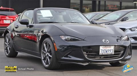 Certified Used Mazda MX-5 Miata RF Grand Touring