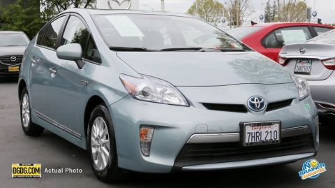 Used Toyota Prius Plug-In Advanced