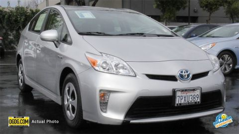 Used Toyota Prius One