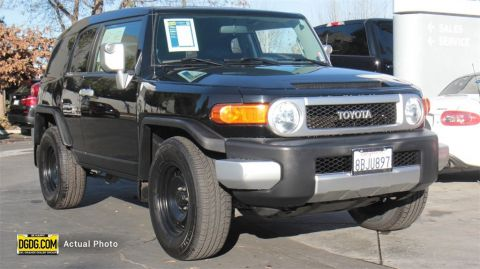 Used Toyota FJ Cruiser Base