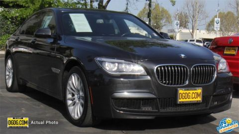 Used BMW 7 Series 750i