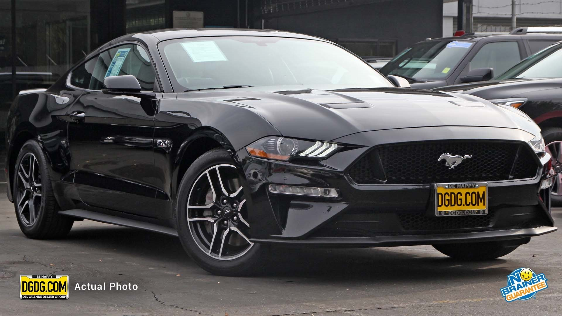 Pre Owned 2018 Ford Mustang GT Premium 2dr Car in San Jose UO