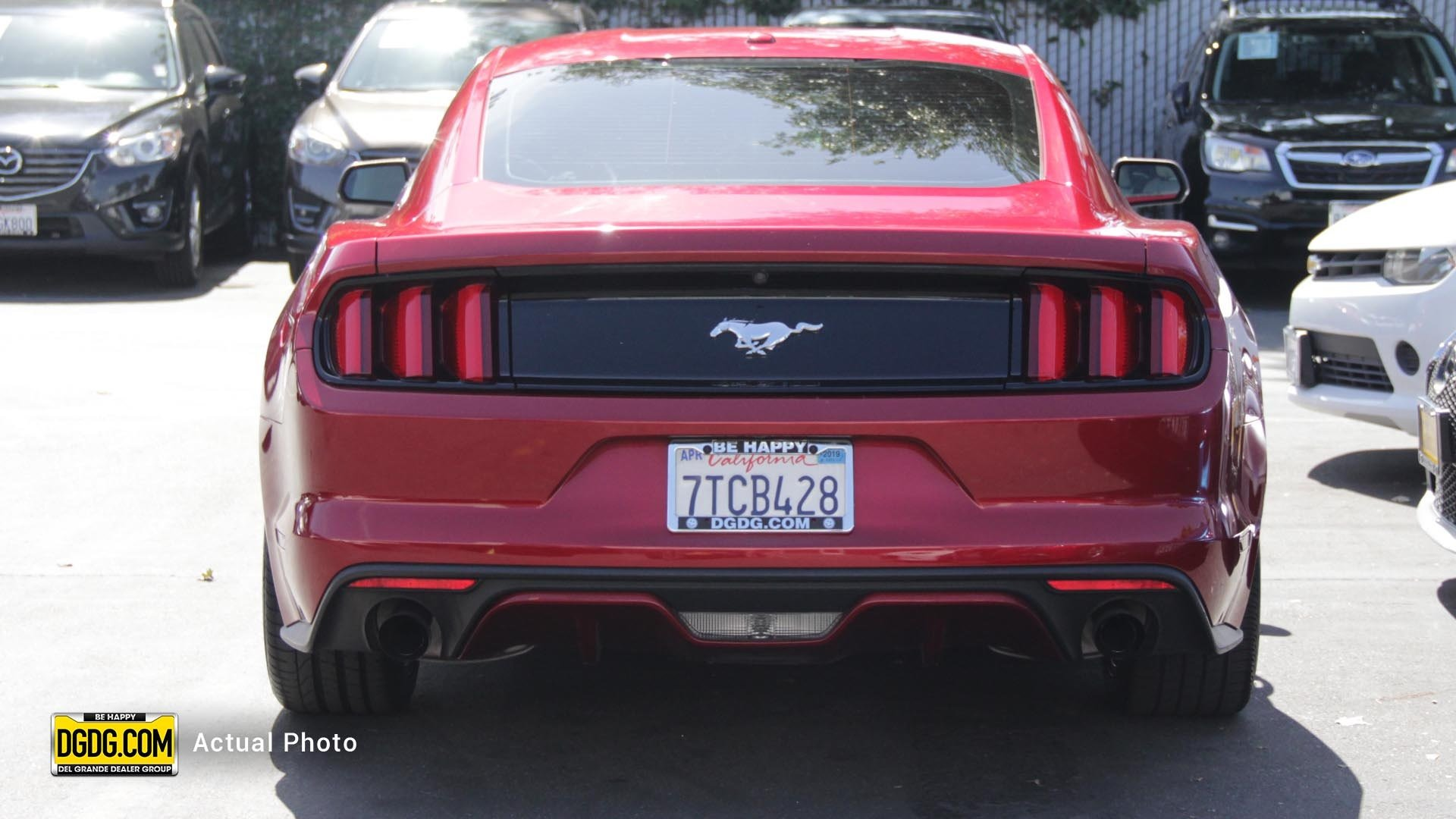 Pre-Owned 2016 Ford Mustang