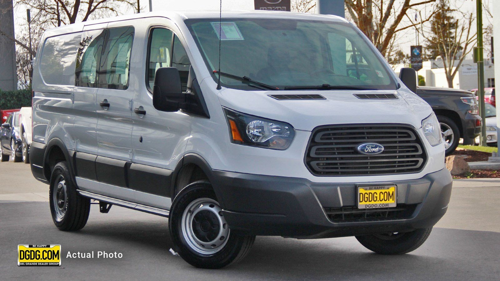 Pre-Owned 2017 Ford Transit Van Base