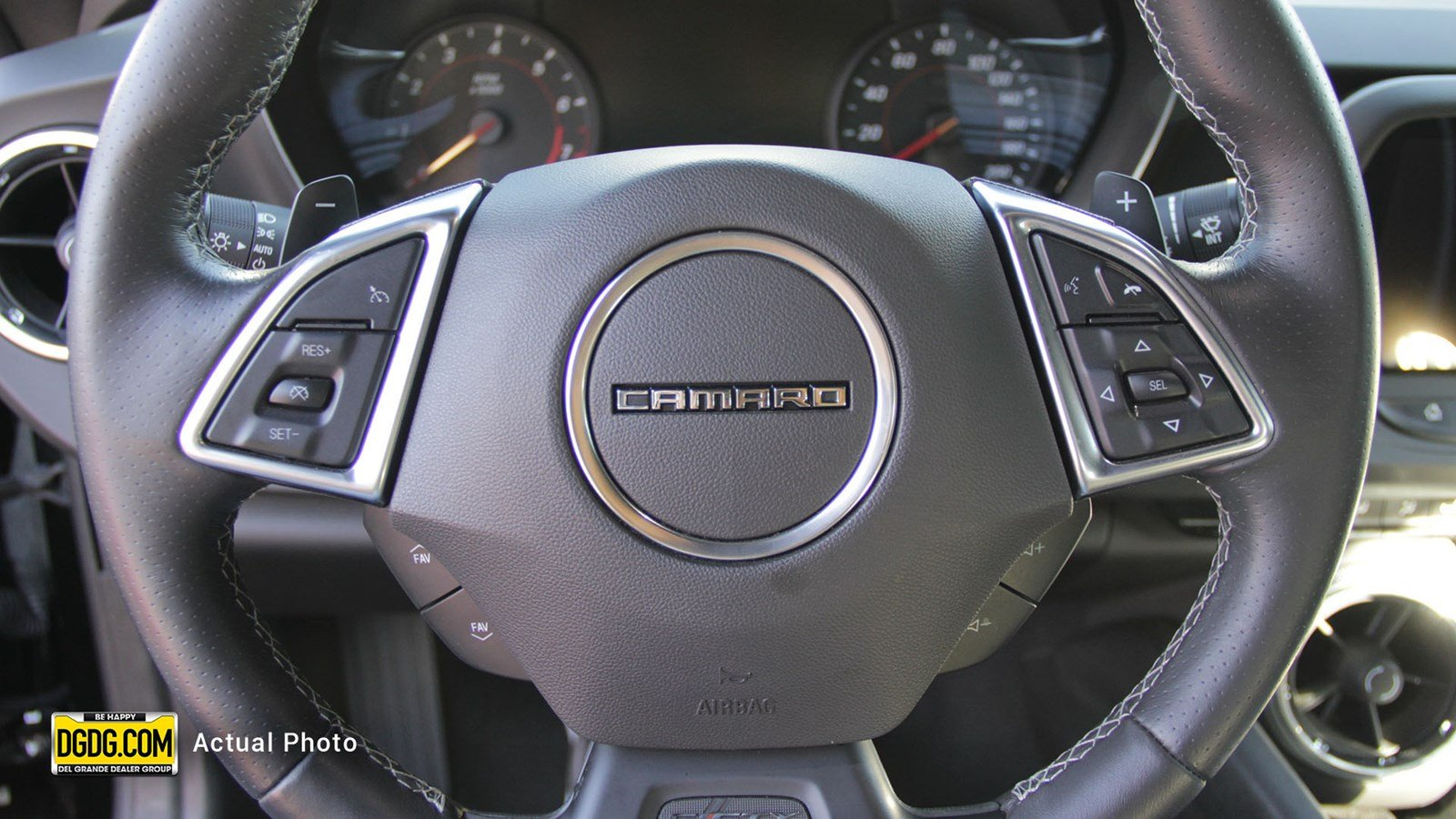 Pre-Owned 2017 Chevrolet Camaro 1SS
