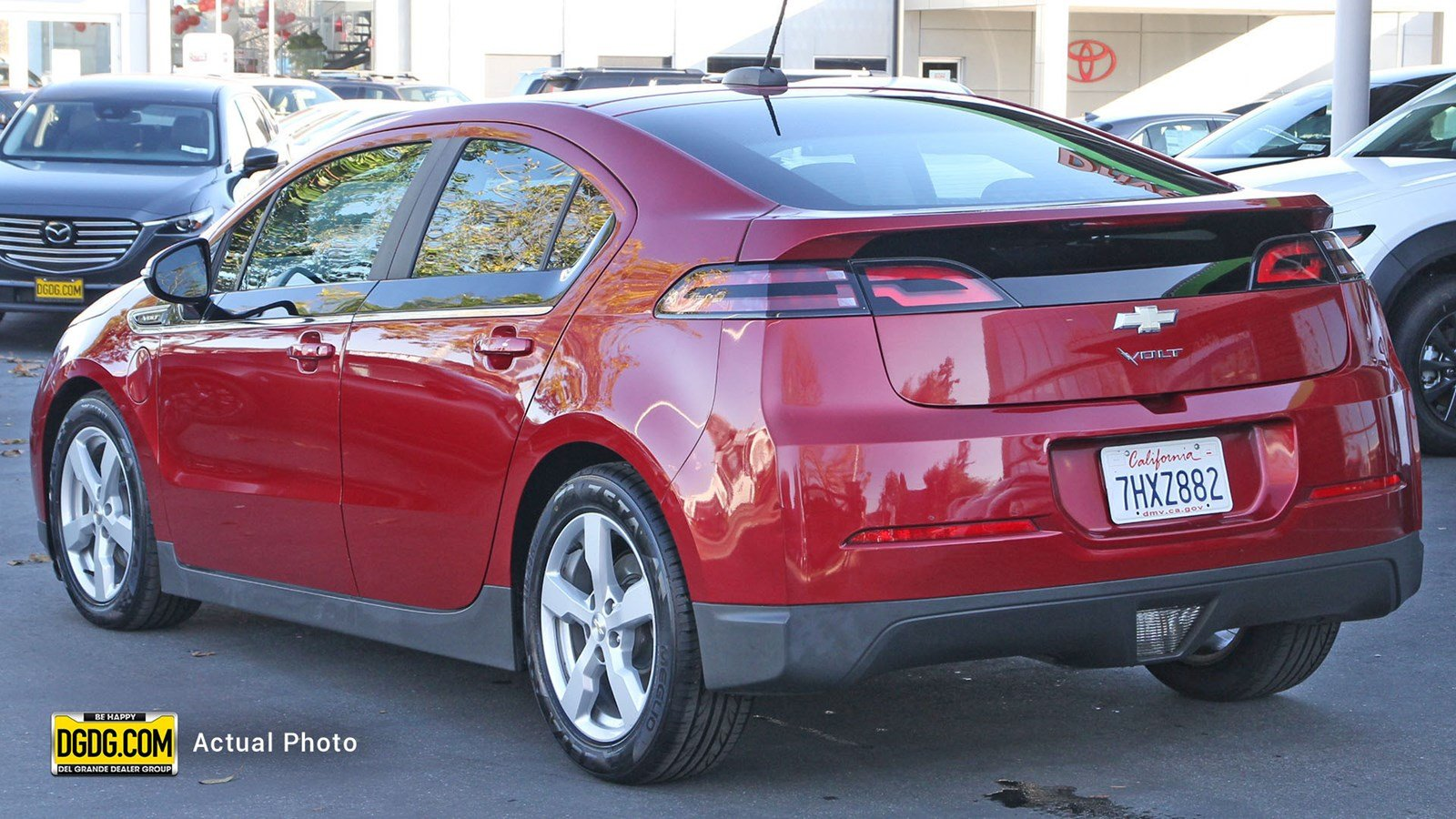 Pre-Owned 2015 Chevrolet Volt Base
