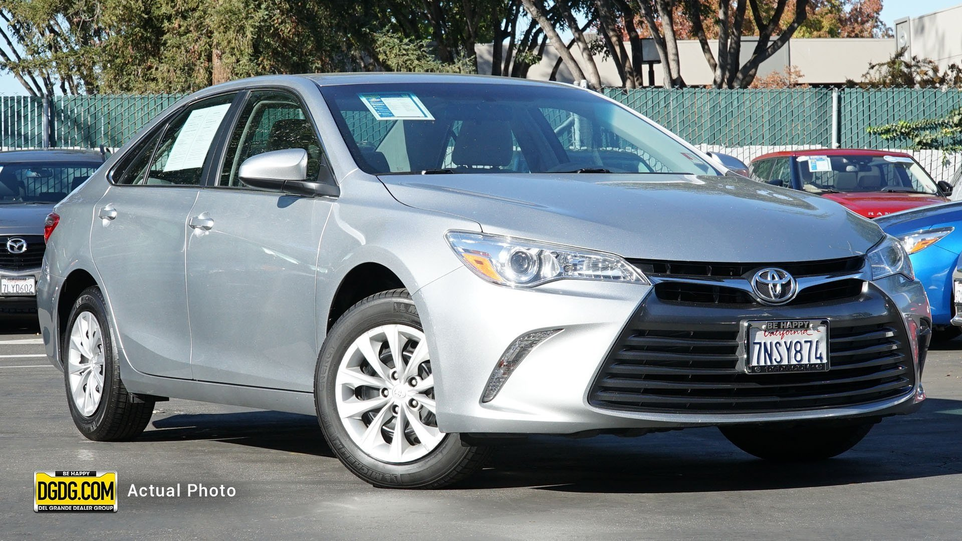 Pre Owned 2016 Toyota Camry LE 4dr Car in San Jose UO
