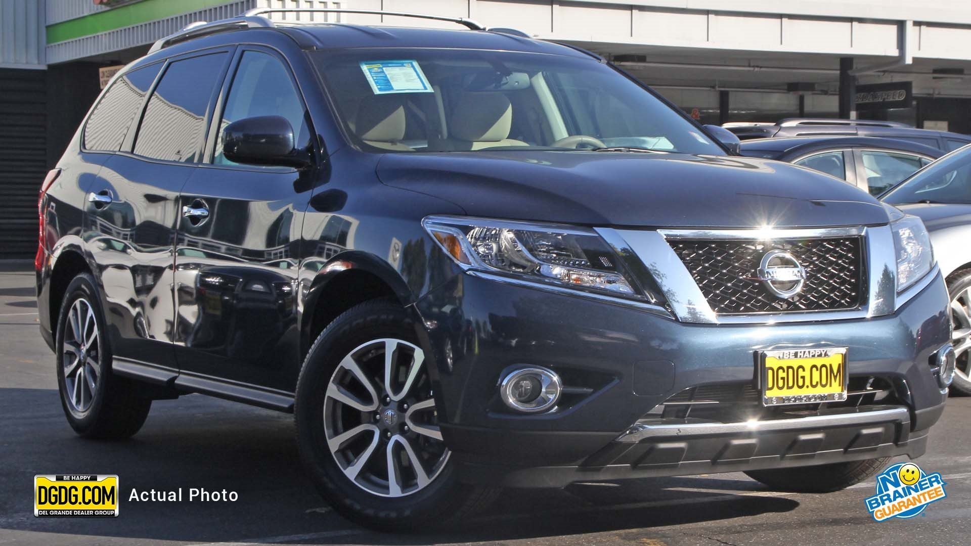 Pre Owned 2015 Nissan Pathfinder SV Sport Utility in San Jose