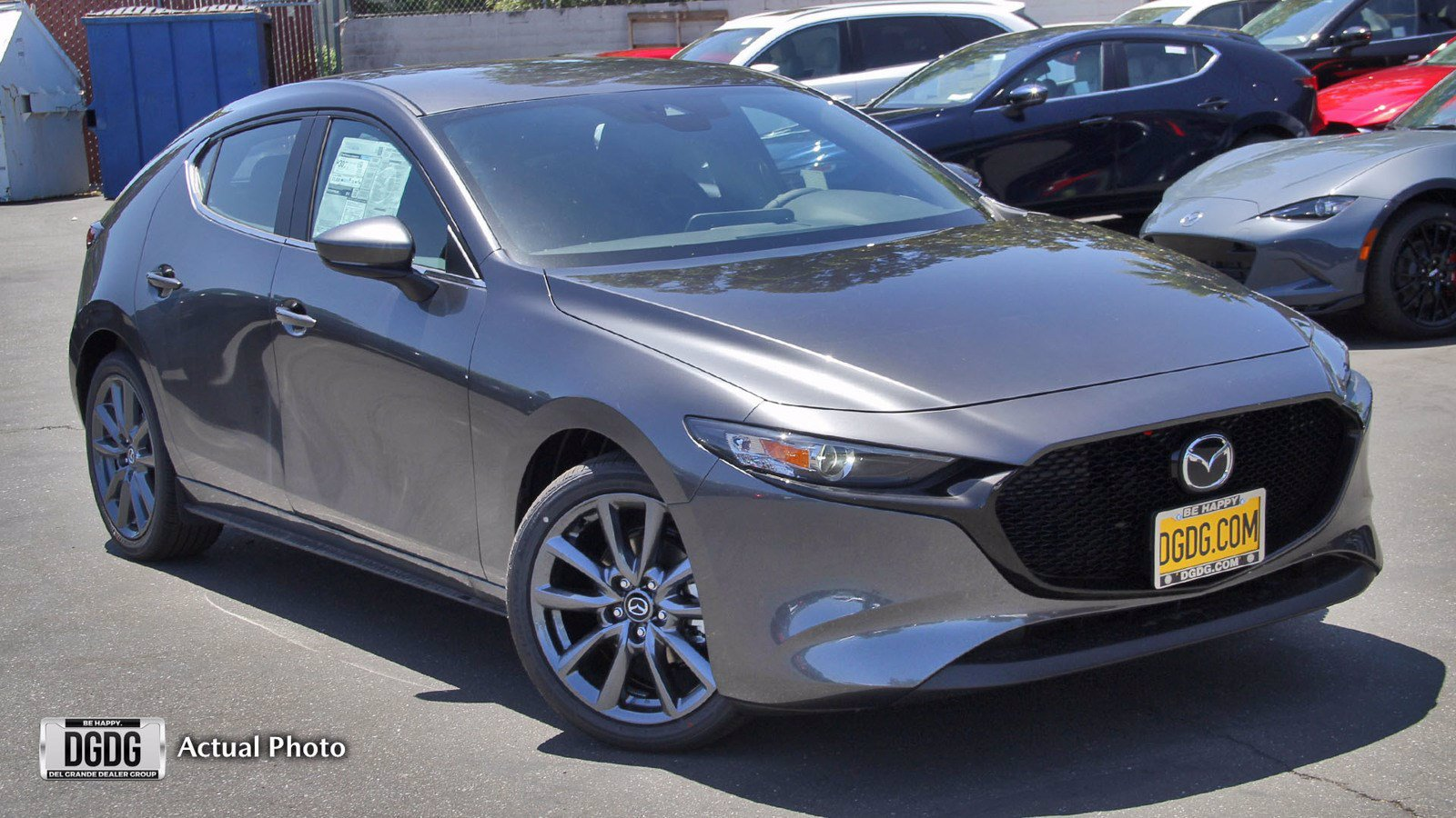 New 2020 Mazda3 Hatchback Preferred Package