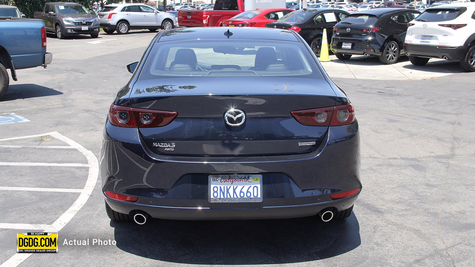 Certified Pre-Owned 2020 Mazda3 Sedan w/Preferred Pkg