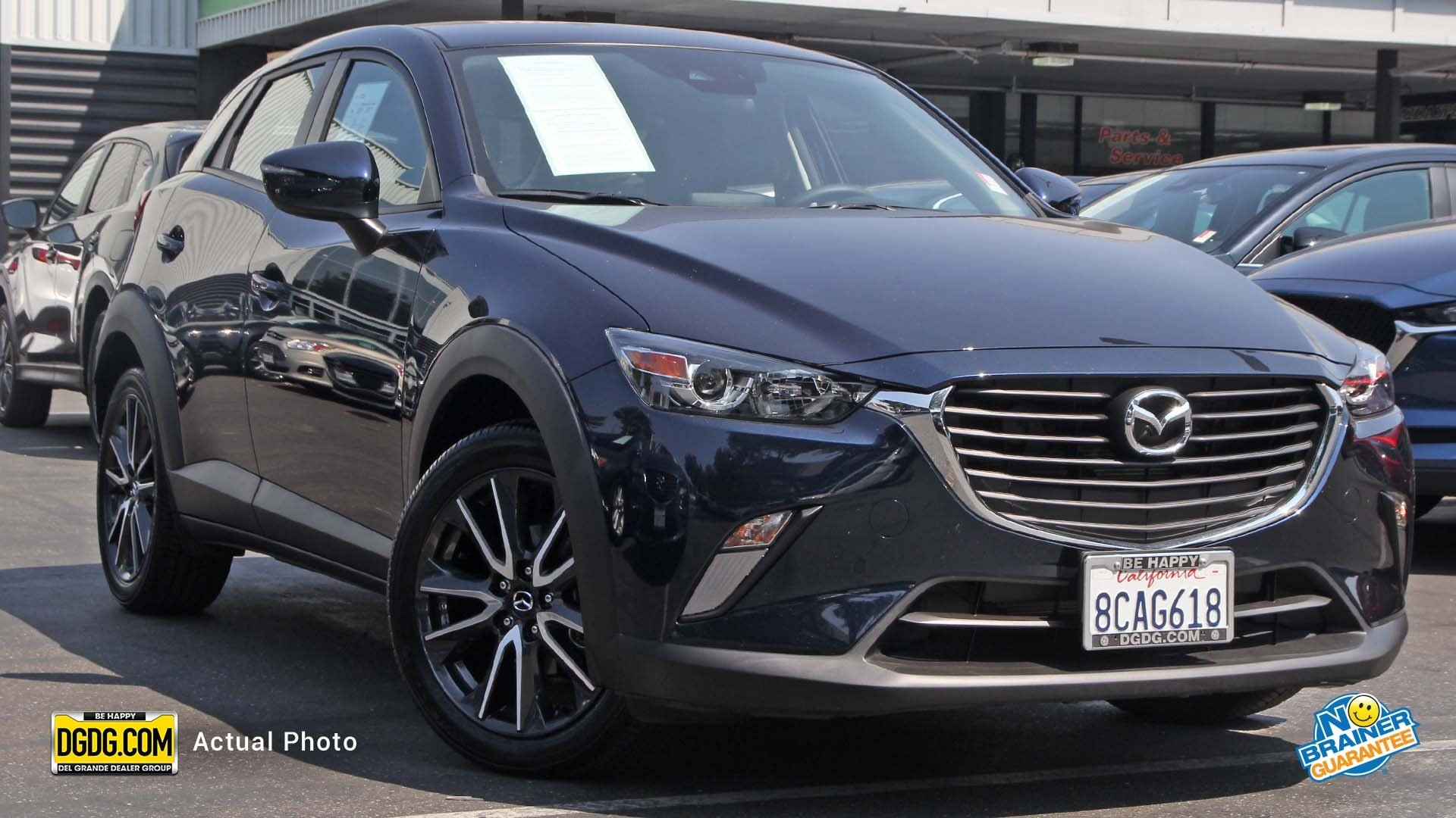 Certified Pre Owned 2018 Mazda CX 3 Touring Sport Utility in San