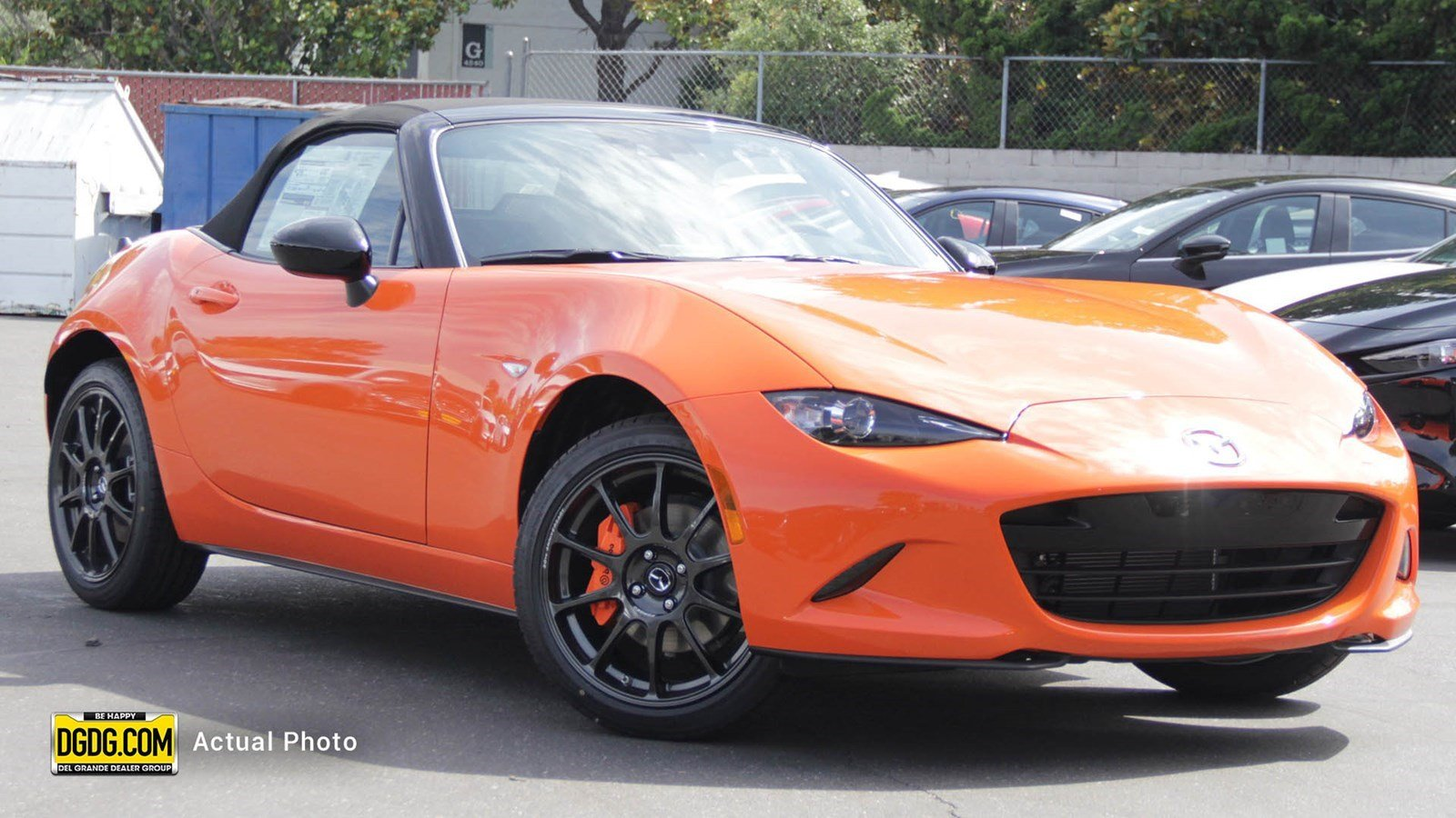New 2019 Mazda MX-5 Miata 30th Anniversary