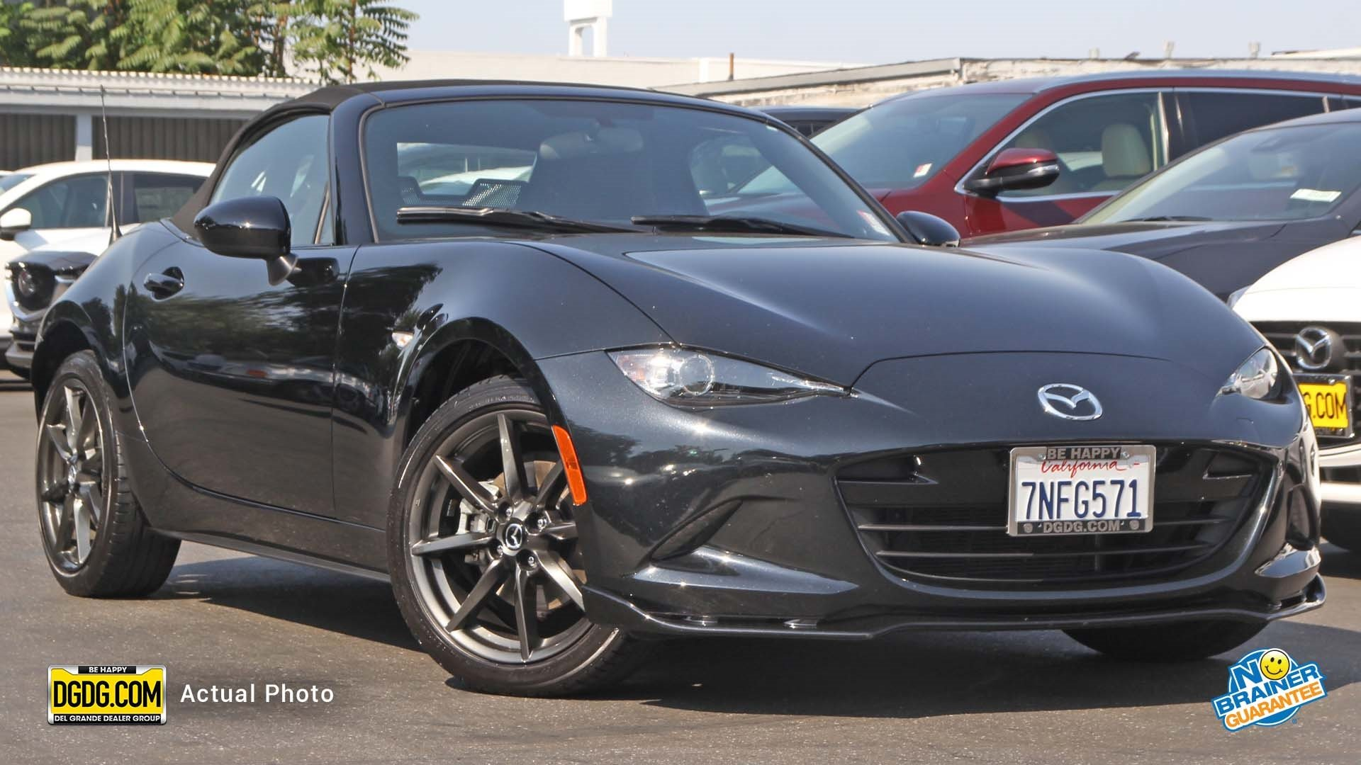 Certified Pre Owned 2016 Mazda MX 5 Miata Club Convertible in San