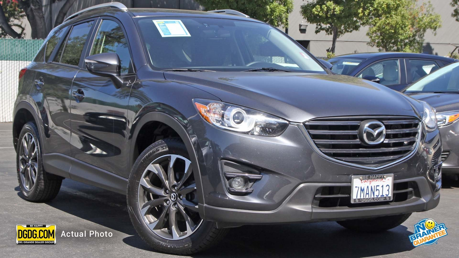 Pre Owned 2016 Mazda CX 5 Grand Touring Sport Utility in San Jose