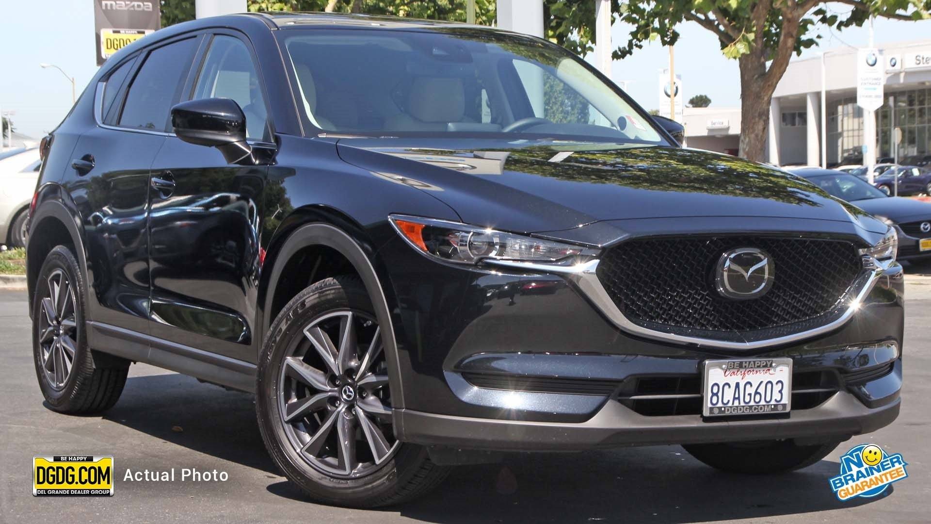 Certified Pre Owned 2018 Mazda CX 5 Touring Sport Utility in San