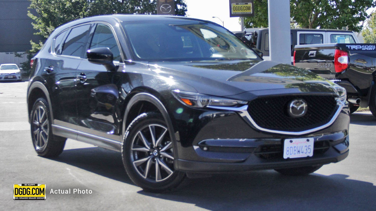 Certified Pre-Owned 2018 Mazda CX-5 Grand Touring