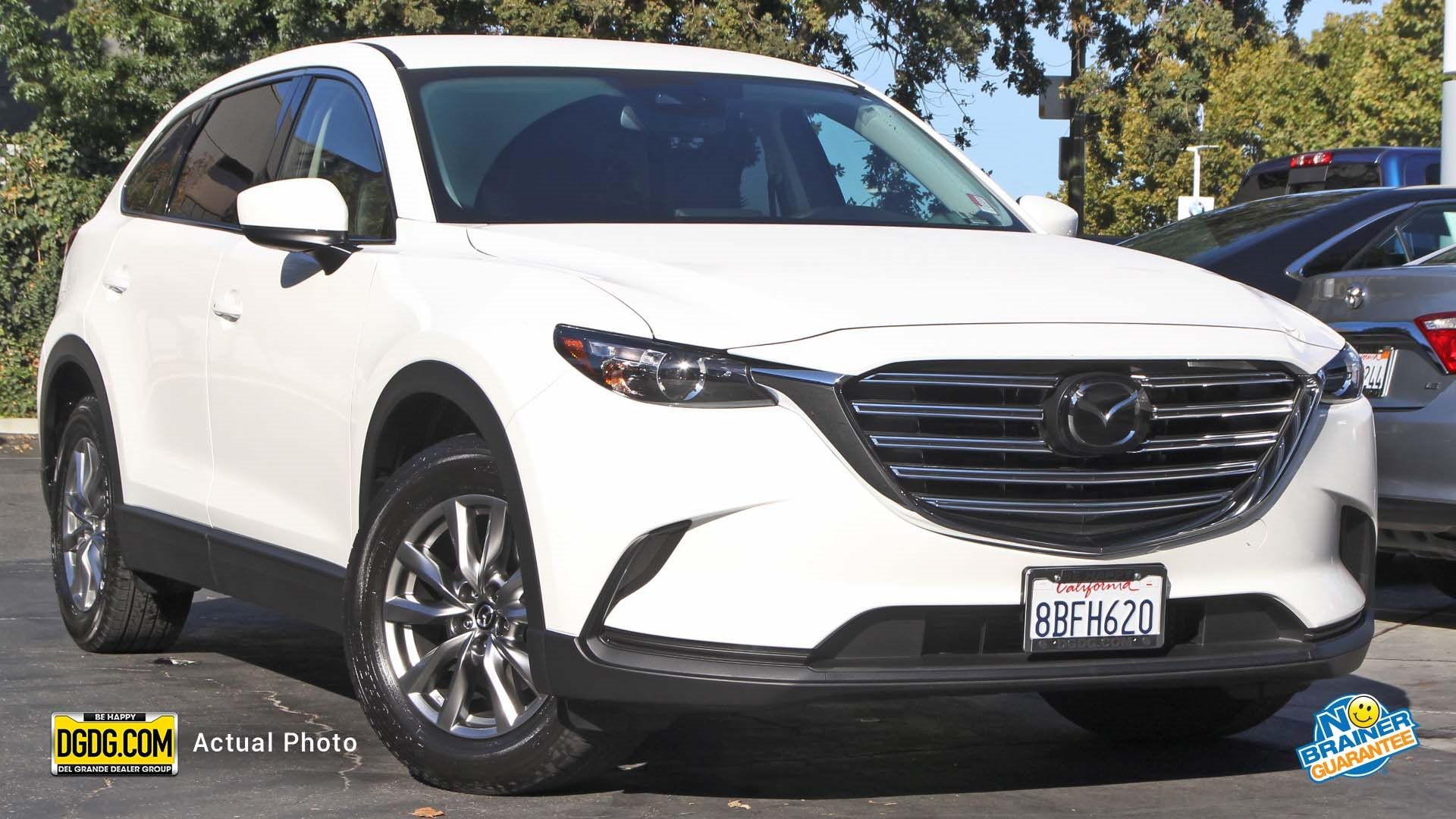 Certified Pre Owned 2018 Mazda CX 9 Touring Sport Utility in San