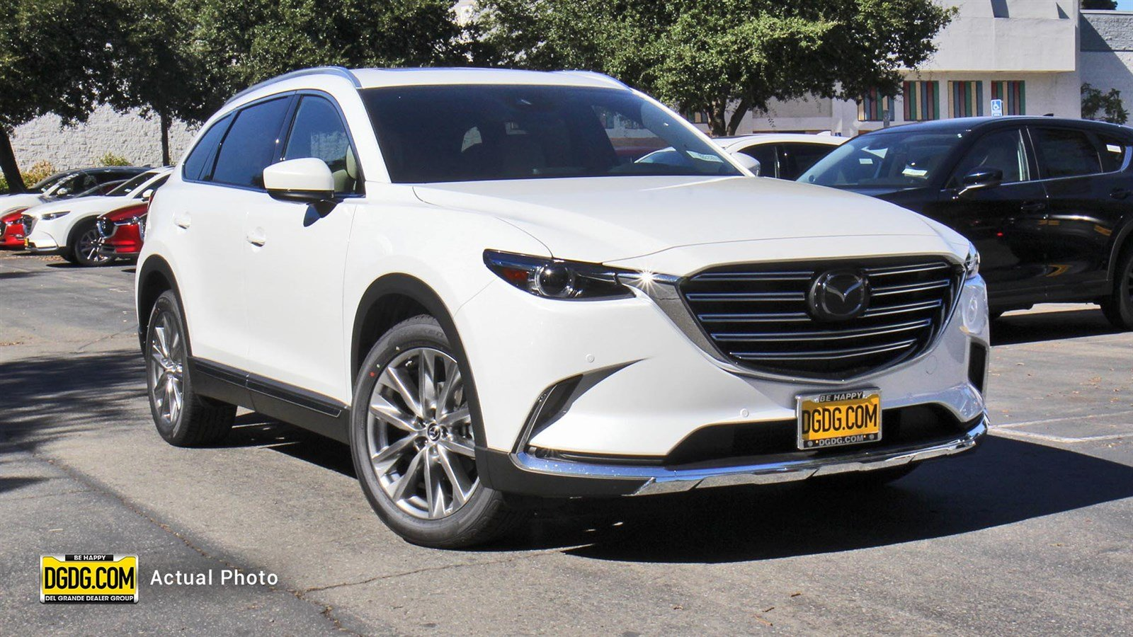 New 2018 Mazda CX-9 Grand Touring Sport Utility in San ...