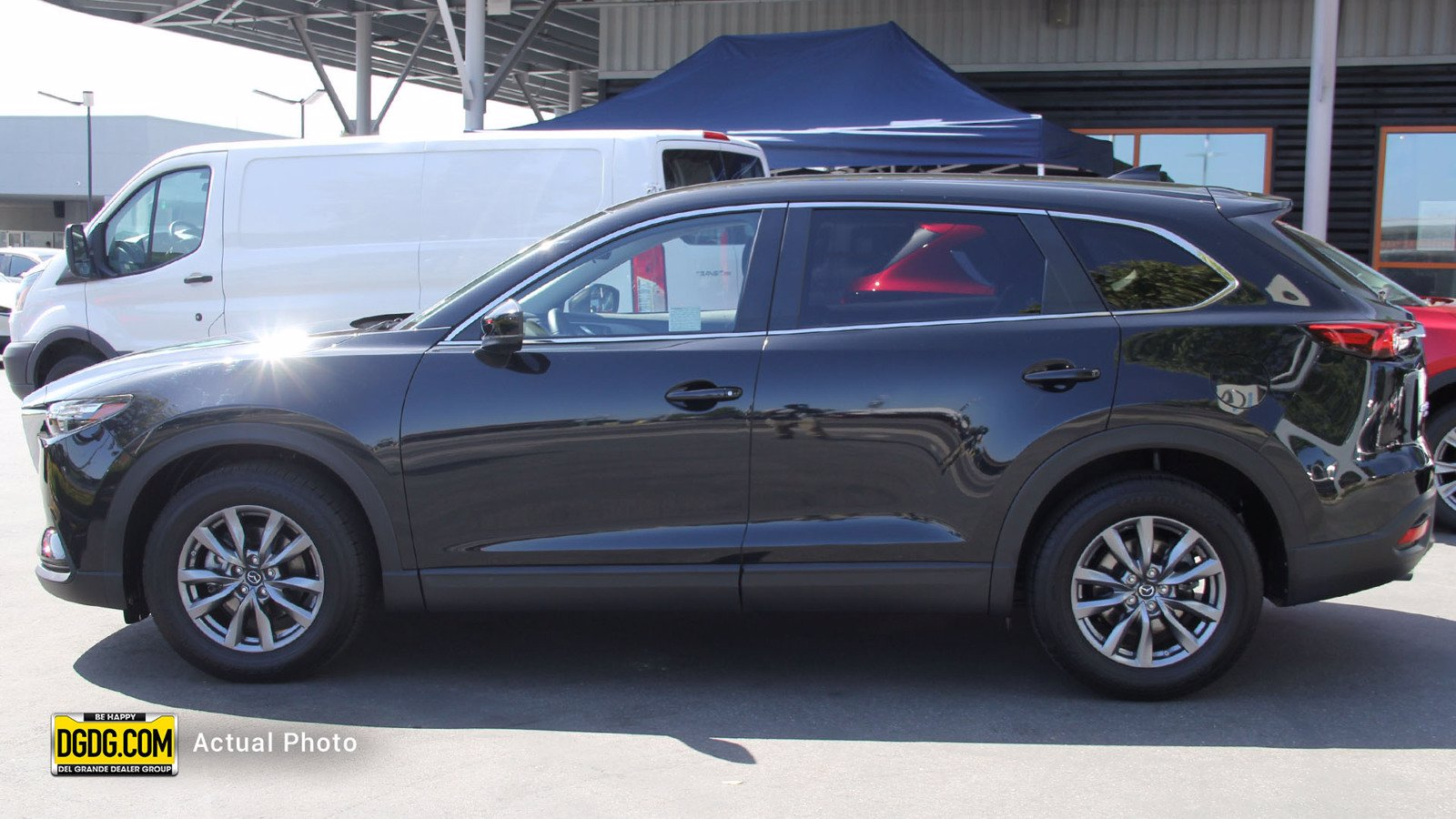 Certified Pre-Owned 2019 Mazda CX-9 Sport