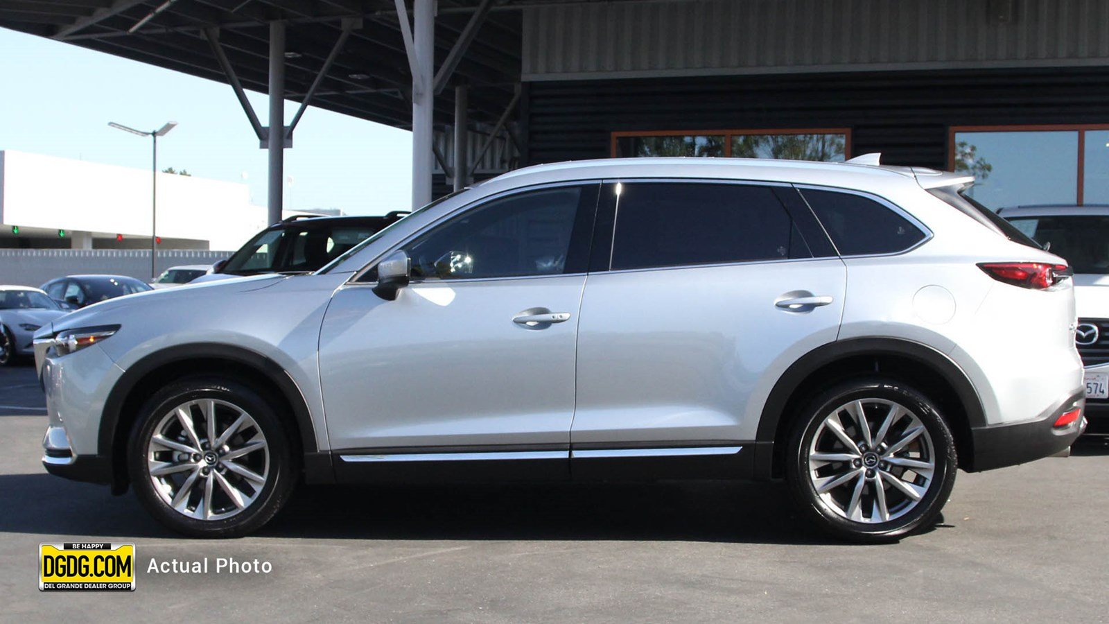 Certified Pre-Owned 2019 Mazda CX-9 Signature