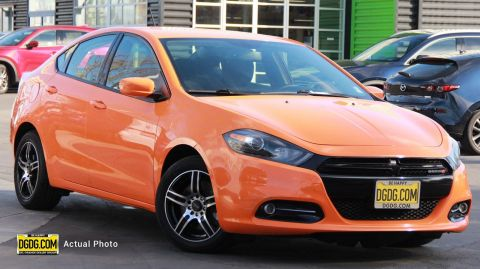 2013 Dodge Dart SXT FWD 4dr Car