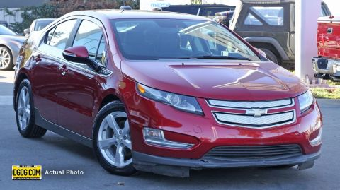 2015 Chevrolet Volt FWD 4dr Car