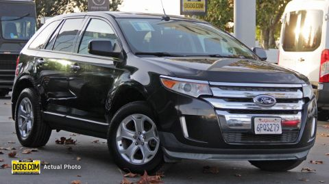 2011 Ford Edge SEL FWD Station Wagon