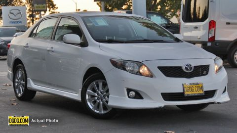 2009 Toyota Corolla S FWD 4dr Car