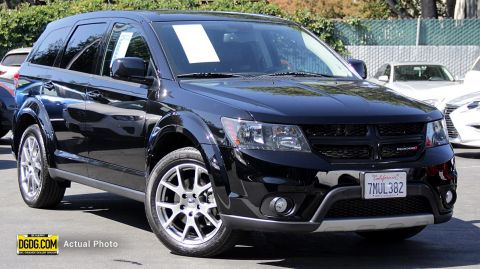 2016 Dodge Journey R/T FWD Sport Utility