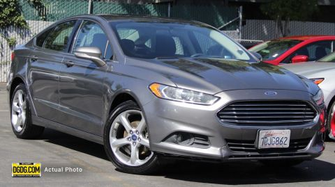 2014 Ford Fusion SE FWD 4dr Car
