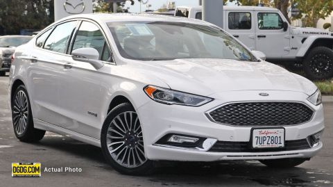 2017 Ford Fusion Platinum FWD 4dr Car