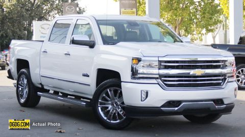 2017 Chevrolet Silverado 1500 High Country 4WD