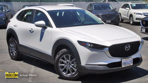 Certified Pre-Owned 2020 Mazda CX-30 Base